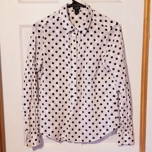 J. Crew button up blouse